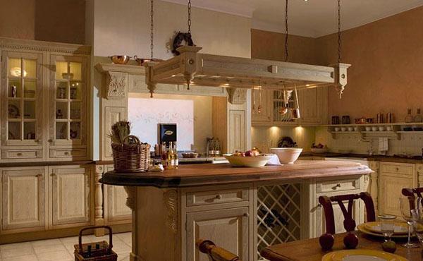 Эксклюзивные кухни
