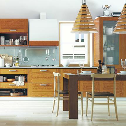 Сравнительная характеристика кухонных фасадов