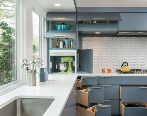 Комфортная и безопасная кухня