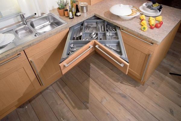 Какая мебель составляет кухонный гарнитур?