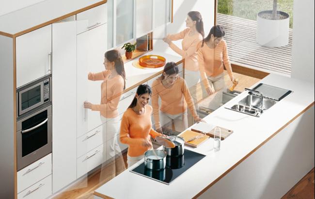 Эргономичные кухни