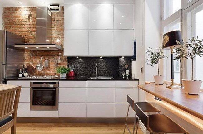 Кухонный фартук - обязательный элемент современной кухни