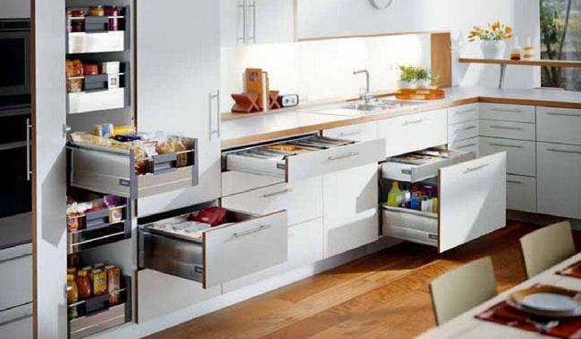 Современные кухонные шкафы