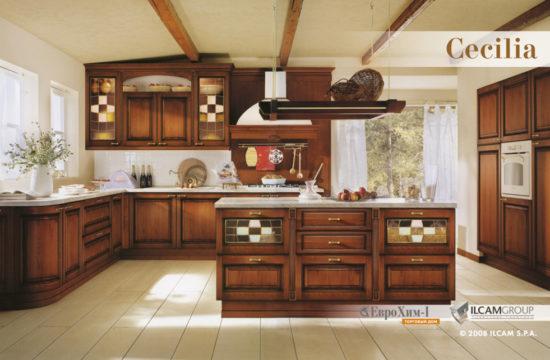 Кухня Cecilia