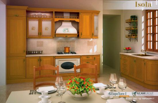 Кухня Isola