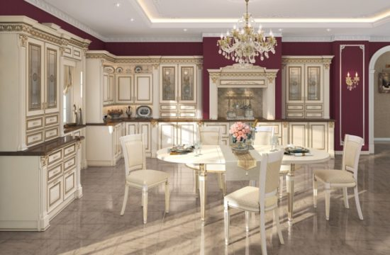 Кухня Нике Аворио