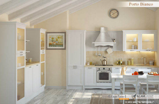 Кухня Porto Bianco