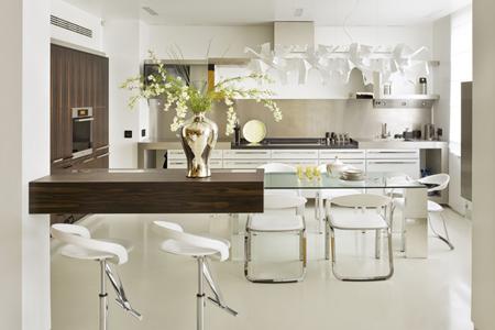 Особенности выбора стола для кухни