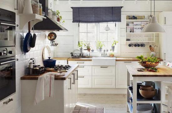 Несколько интересных решений для современной кухни
