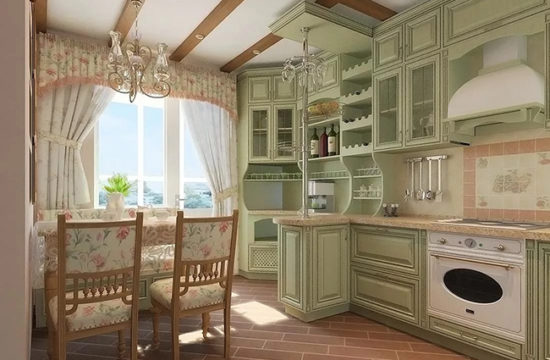 Кухня в стиле «прованс»: креативные идеи для оформления помещения