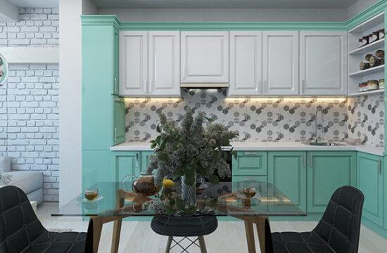 Дизайн кухни 2021: идеи и тенденции (с фото)