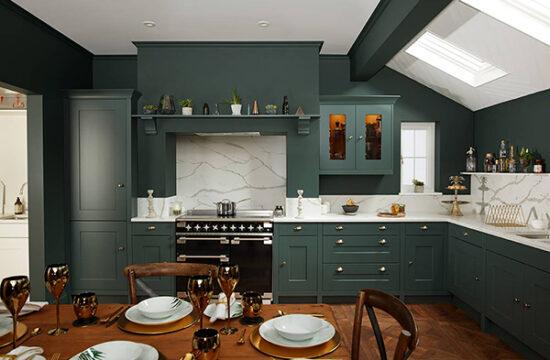 Темная кухня: стильное решение или унылый образ