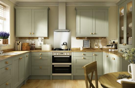 Кухня в оливковом цвете – 10 советов для удачного дизайна